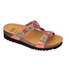 Scholl Zdravotní obuv - NEW BOGOTA` SatinBds-W - Coral