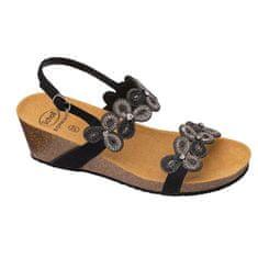 Scholl Zdravotní obuv - SCARLETT MicroStrass-W - Black