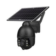 KAMERAK.cz Wifi solární kamera ZK-421 2MPx, 6x baterie, P2P App I-cam+/Ubox