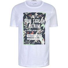 Tom Tailor Moška majica Regular Fit 1026598.20000