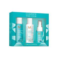 Moroccanoil Darčeková sada starostlivosť pre farbené vlasy Color Complete