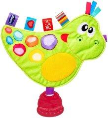 Chicco zabawka z gryzakiem Dinozaur