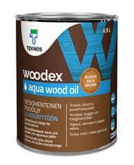 Teknos Woodex Aqua Wood Oil - olje za les