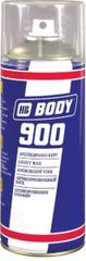 HB BODY  900 sprej + hadička - vysokoantikorózny vosk do dutín 400ml