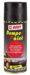 HB BODY  Bumper paint sprej čierny 400ml - jednozložkový sprej na obnovenie vzhľadu nárazníkov