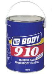 HB BODY  910 1kg - kaučukový podvozkový náter