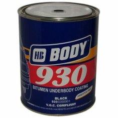 HB BODY  930 1kg - bituménový náter podvozku
