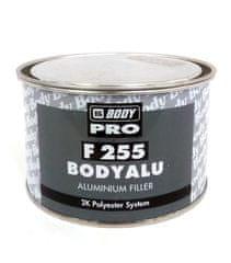 HB BODY Alu 255 1kg + tužidlo - dvojzložkový polyesterový tmel s hliníkom