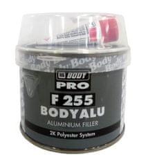 HB BODY Alu 255 250g + tužidlo - dvojzložkový polyesterový tmel s hliníkom