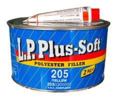 HB BODY  205 L.P. Plus-Soft 2K Polyester Filler béžový 1.8kg + tužidlo - dvojzložkový polyesterový plniaci tmel