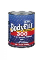 HB BODY Fill 300 plnič 3:1 čierny 1L - dvojzložkový vyrovnávač pre lakovacie systémy