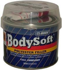 HB BODY Soft 211 2K Polyester Filler béžový 250g + tužidlo - dvojzložkový plniaci tmel