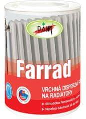 PAMAKRYL  Farrad biela 0,5kg - farba na radiátory