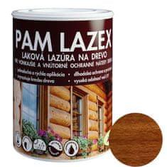 PAMAKRYL  Lazex gaštan 0,7l - hrubovrstvá lazúra