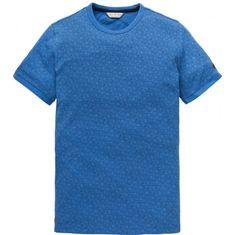 Cast Iron tričko modrá