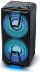 Muse M-1820DJ, Bluetooth reproduktor, černá
