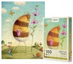 Mideer kreativní puzzle - Včelka v klobouku