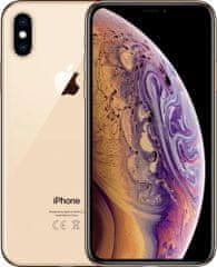 Apple Refurbished iPhone XS, 64GB, Gold