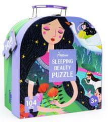 Mideer puzzle - Šípková Růženka, dárkové balení