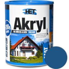 HET  Akryl mat 0440 0,7kg modrá