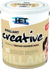 HET  Brillant Creative béžová natural 0249 4kg