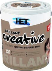 HET  Brillant Creative hnedá elegant 0269 1,5kg