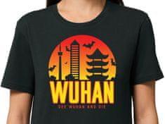 Kompot Tričko Wuhan (Unisex)