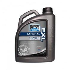 Bel-Ray BEL-RAY Motorový olej EXL MINERAL 4T 10W-40 4L