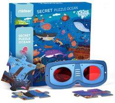 Mideer puzzle s tajomstvom - Oceán