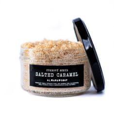 Almara Soap scrub na tělo Salted Caramel