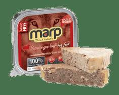 Marp Angus Beef vanička pre psov s hovädzím 16 x 100 g (15 + 1 ZADARMO)