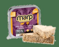 Marp Mix vanička jehně + zelenina 16 x 100 g
