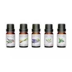 RIO Zestaw prezentowy olejków eterycznych (100% Essential Oil Collection)Pure (100% Essential Oil Collec