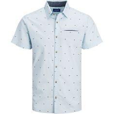 Jack&Jones JORSOLAR Slim Fit moška srajca Blue