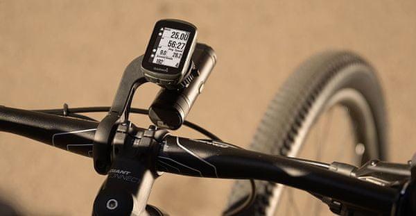 Nawigacja rowerowa GPS Garmin Edge 130 Plus, wykrywanie wypadków, akcelerometr, raport o wypadku, alerty pogodowe
