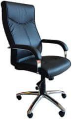 Renber pisarniški stol, črni