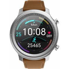 Wotchi Smartwatch W29BL - Brown Leather