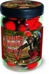 Quantum Neon Pop Up Boilie 16mm + 22mm 75g - Punky Monkey
