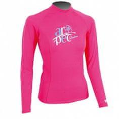 Aropec Dámske lycrové tričko MARVEL LADY, dlhý rukáv