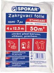 SPOKAR  plachta 4x12,5m 7MY HDPE