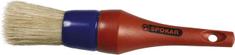 SPOKAR  štetec guľatý 81101 C 20, držadlo - plast