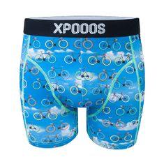 Xpooos Bokserki Wycieczka rowerowa, Bokserki Wycieczka rowerowa   66005   L