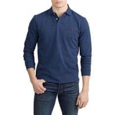 Polo Ralph Lauren Polo Ralph Lauren polokošeľa modrá