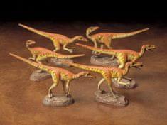 Tamiya Velociraptors - Pack of Six 1/35