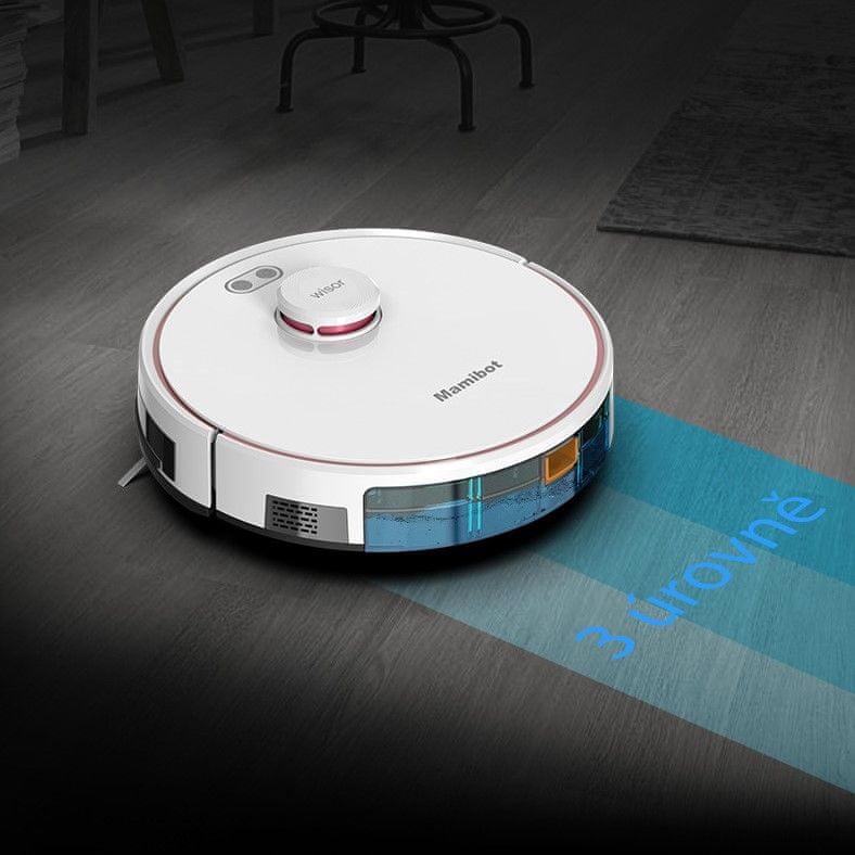Mamibot Exvac880 Wisor mopování