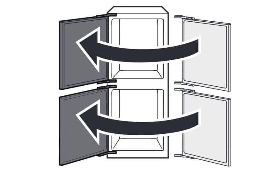 Indesit LI7 S1E ajtónyitás