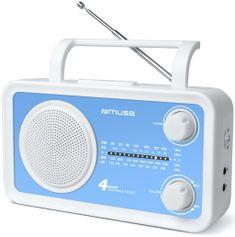 Muse M-05BL, přenosné rádio