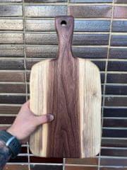 Dřevěné prkénko Dřevěné prkénko ořech