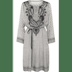 Summum Woman  šaty biela čierna