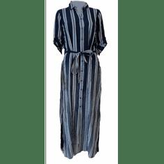 Summum Woman  šaty Modro belasé
